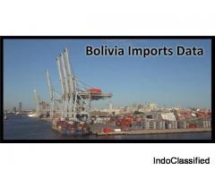 Bolivia import data