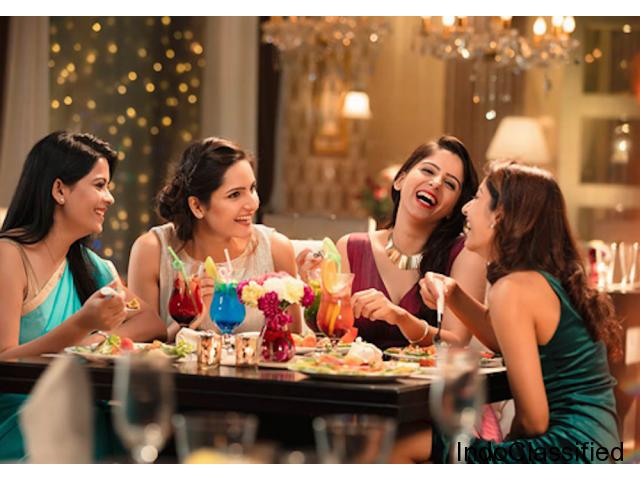 Organize New Year Parties in Bengaluru at Sky Garden