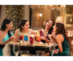 Organize New Year Parties in Bengaluru at Sky Garden