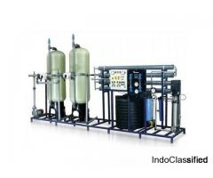 Industrial RO plant manufacturer and service provider in Haryana