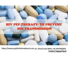 PEP Treatment for HIV, pep test, prep hiv, pep hiv treatment, pep medicine