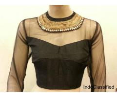 Shop Perfect Bridal Blouse Designs At Best Prices