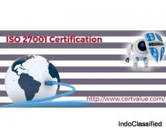 ISO 27001 Consultants in Hyderabad