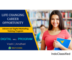 Advanced Digital Marketing Course + 100% Job