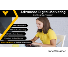 Digital Marketing Course with 100% Job Guarantee in Mumbai, Navi Mumbai