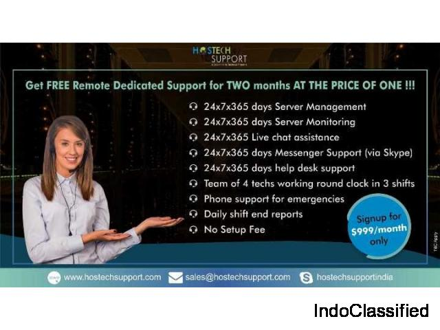 24x7 Remote IT Support Services