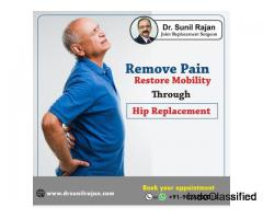 Knee specialist in Indore - Dr. Sunil Rajan