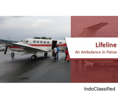 Hire Affordable Air Ambulance Service in Patna by the Professionals