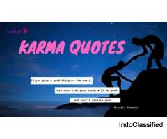 Karma Quotes By BetterLYF