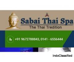 Sabai Thai Spa - Body massage in Vaishali nagar Jaipur