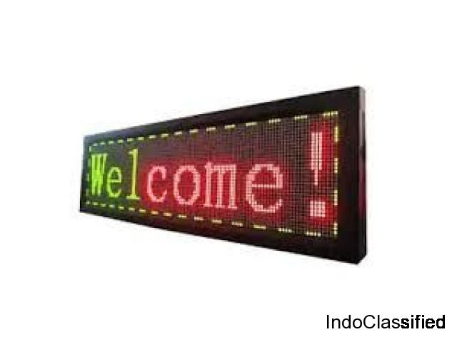 Advertising LED Display Screen Manufacturers in Delhi