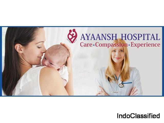 Best Gynecologist in Bangalore | Best Gynecological Oncologist in Bangalore - Ayaansh Hospital