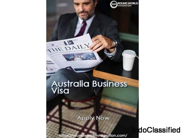 Apply for Australia Business Visa