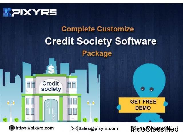 Credit Society Software Development Company