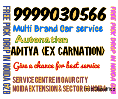 Car repair in Noida free pick & drop discount offer