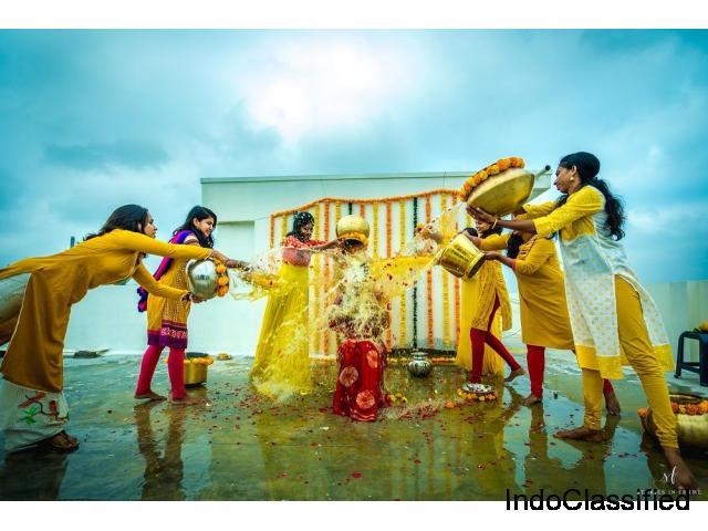 Best Wedding Photographer in Hyderabad | stories in frame