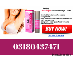 Active BreastRogen for natural breast enhancement