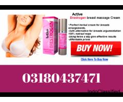 Active BreastRogen for natural breast enhancement
