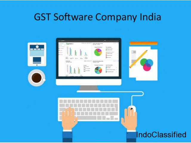 GST Software Company in India