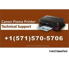 Canon Pixma Printer Support ||+1-(571)-570-5706 Number