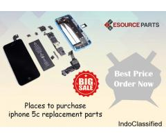 Places to purchase iphone 5c replacement parts