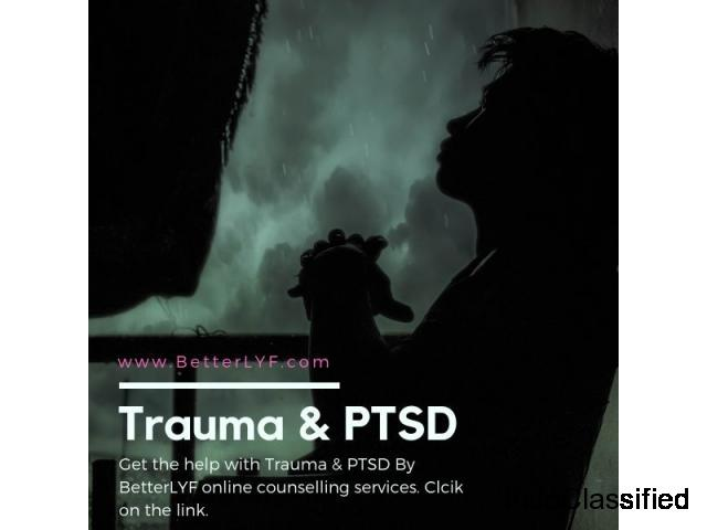 Trauma & PTSD | Online PTSD and Trauma Therapy