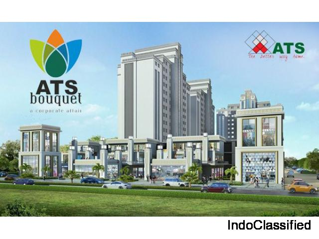 Buy excellent commercial space in ATS commercial projects in Noida