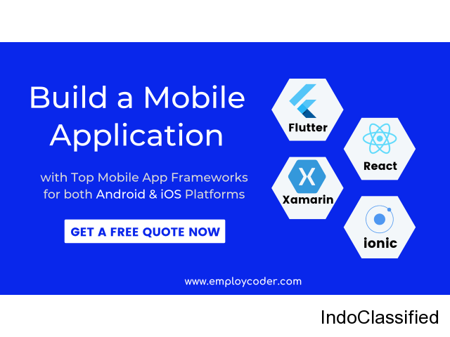 Want to Develop a mobile App for your Business? Contact us to get free app consultation