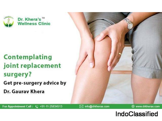 Best Joint Replacement Surgeon in Delhi
