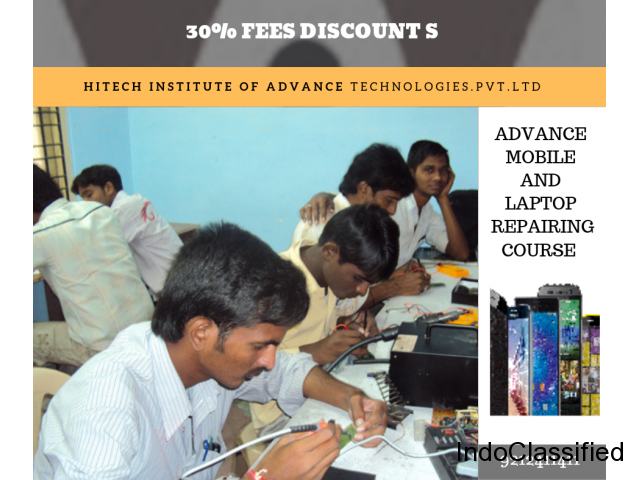 Learn best Mobile Repairing course in Delhi