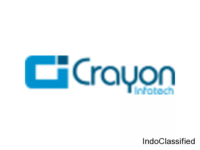 software development company: Crayon infotech