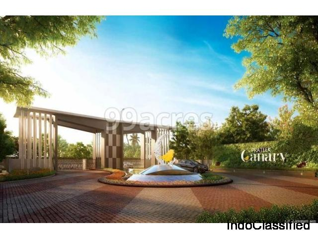 Prateek Canary in Sector-150 Noida - Upcoming Residential Projects Call 7702_770_770