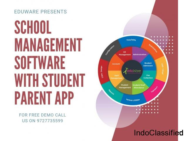 Best School Management Software System in India