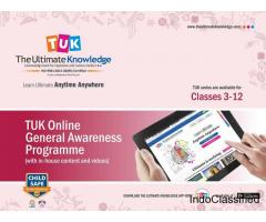The Ultimate Knowledge (TUK) | Online Portal for General Knowledge