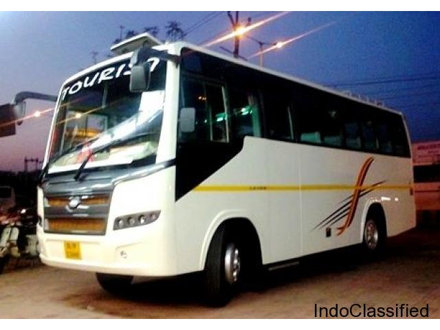 Hire Bus Service | Lucknow