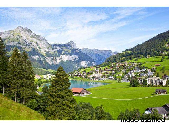 Switzerland Honeymoon Tour Travel Packages from India