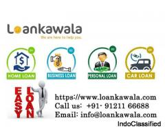 Instant Personal loan, Car loan, Home loan, business loans - Loankawala.com