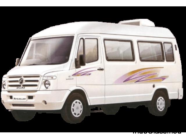 Tempo Traveller Rental in Jaipur