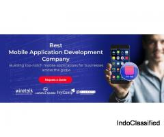 Indglobal- The Top Mobile Apps Development Company Bangalore, India