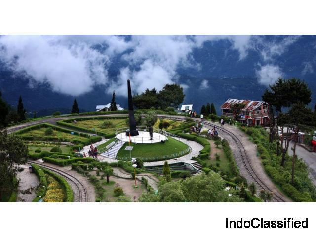Holiday Package for Darjeeling from Kolkata