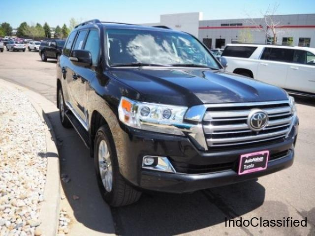 2017 Toyota Land Cruiser for good price