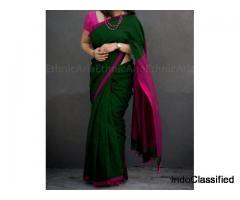 Bengal Cotton Sarees 2019 Online | Handloom sarees | Paarijaatham | Bengal sarees wholesale