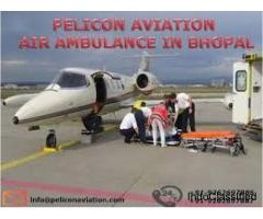 Book the Fast Air Ambulance in Bhopal at an Affordable cost