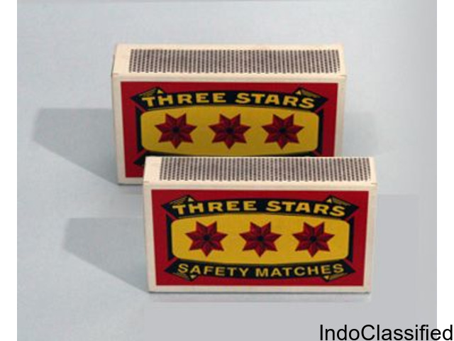 Household Safety Matches Manufacturer