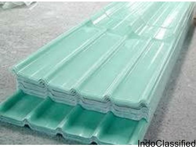Roofing Sheet Manufacturer Industries|Sanghvi Ispat