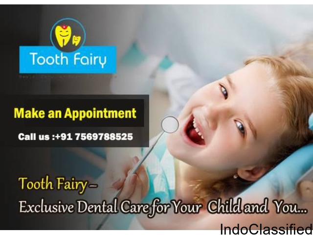 Best Pediatric Dental Clinic near Me