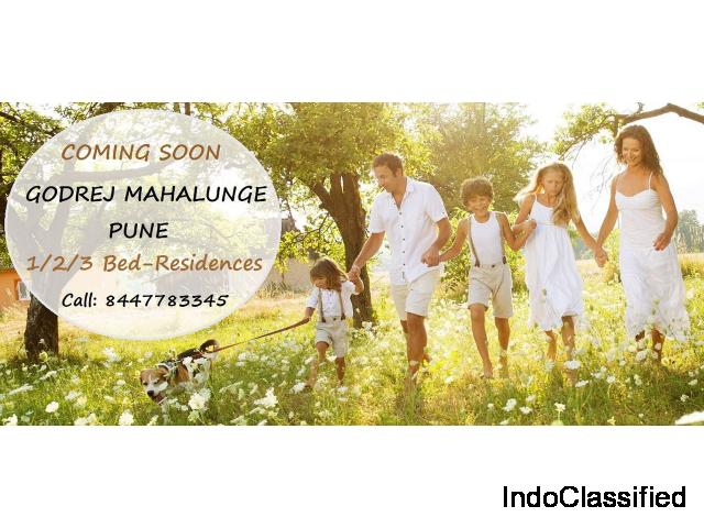 Feel The Essence of Luxury | Godrej Mahalunge Pune | Upcoming Project By Godrej Properties