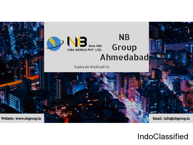 Visa consultant service in Ahmedabad : NB Group