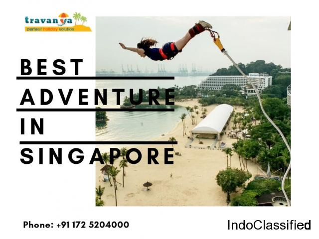 Activities in Singapore for Adventure Junkies|Singapore Holiday package